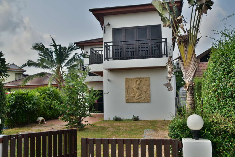 Tropicana Holiday Villas In Rayong  Thailand